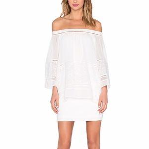 Bailey 44 Cupid Dress Cream NWT / M